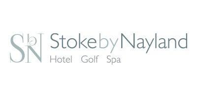 Stoke by Nayland logo — Tribus Creative: Marketing and design agency