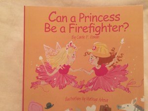 """Carole P Roman """"Can a Princess Be a Firefighter?"""" Review & FREE Book!"""