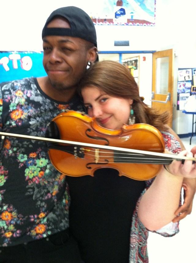 Molly & Darius