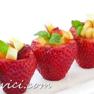 Как красиво нарезать фрукты (20 фото)