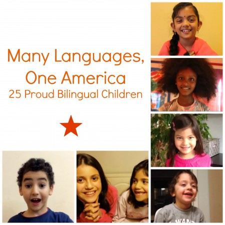 #iSpeakAmerican from the mouths of 25 children