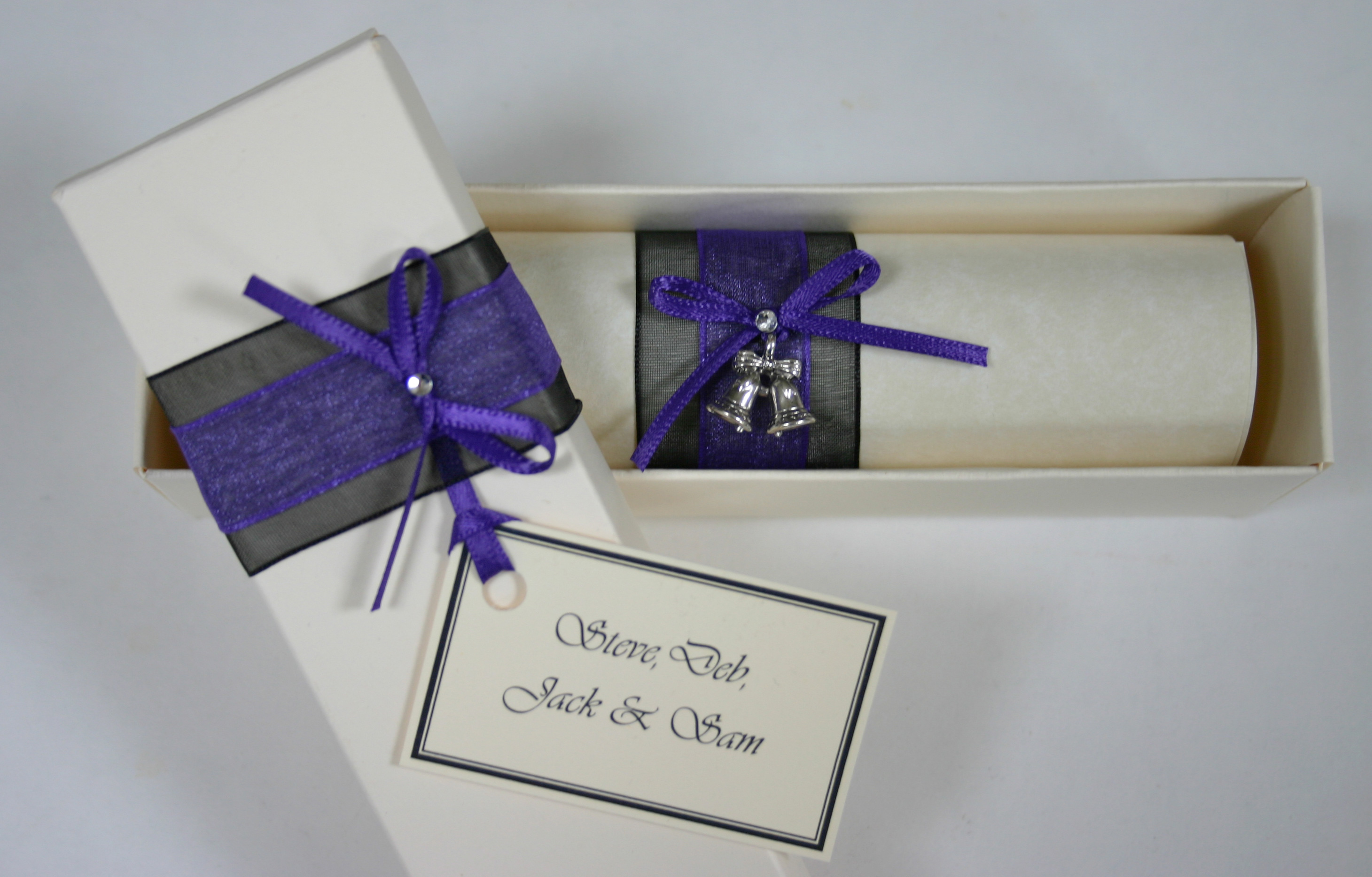 wedding invitation scrolls scroll wedding invitations Wedding invitation scroll