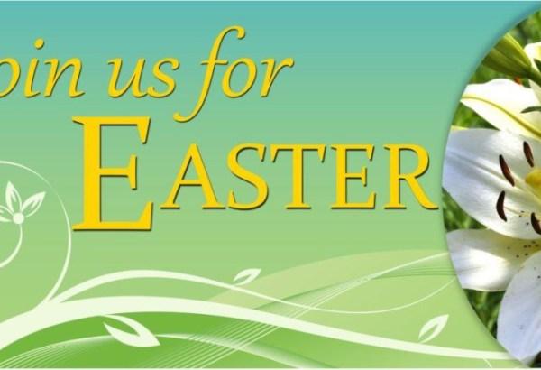 Easter @ Trinity