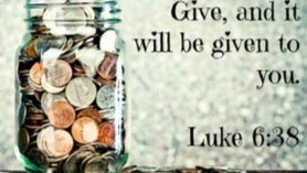Teaching Your Children to Be Givers