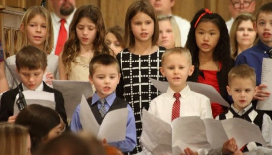 Youth Choir & Children's Choir to Sing On Christmas Eve!