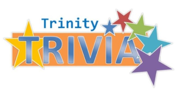 Trinity Trivia at Timbers Luncheon – Monday, May 1st