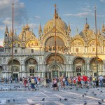 Basilica of San Marco in Venice