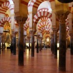 The Mosque-Cathedral of Cordoba.