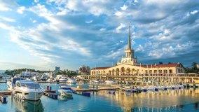 В Сочи за 3 700 туда-обратно! Победа + Utair из Москвы
