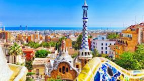 В Барселону из Санкт-Петербурга за 10 500 рублей сAlitalia, только в марте или мае!