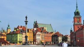 В Варшаву за 6 700 рублей из Москвы зимой рейсами Aegean