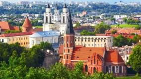 В Каунас и Клайпеду летом от 8 500 рублей с Airbaltic!