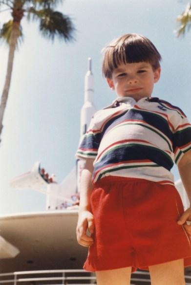 Disney World 1980s