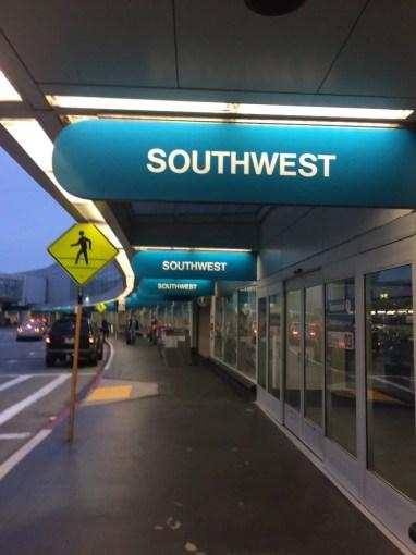 Southwest Airlines Bump
