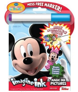Disney Stocking Stuffers - Imagine Ink