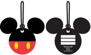 Disney Stocking Stuffers - Mickey Luggage Tag