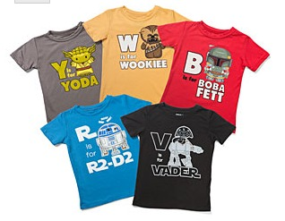 Disney Stocking Stuffers - Star Wars Toddler Tee