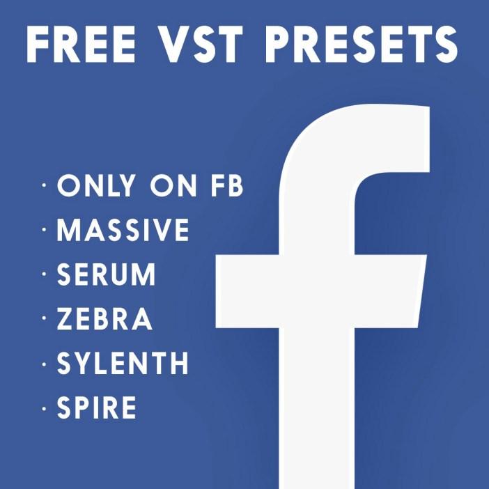 Free Facebook Presets