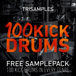 TriSamples-100-Kick-Drums-Vol-1-Artwork-Square-thumb