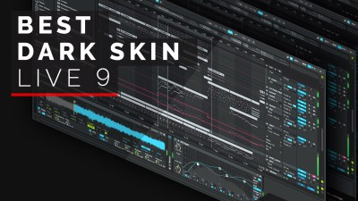 Featured Image Ableton Live Dark Skin