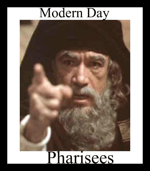 MOdern-day-Pharisees