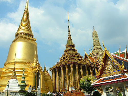 Grand Palace, via Flickr, Creative Commons.
