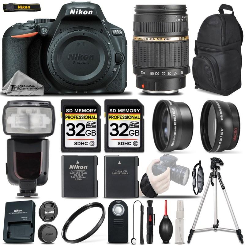 Large Of Nikon D5500 Bundle