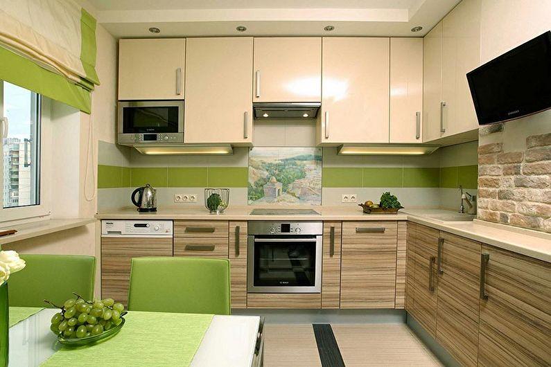 Интерьер кухни 12 кв м секреты удачного дизайна фото