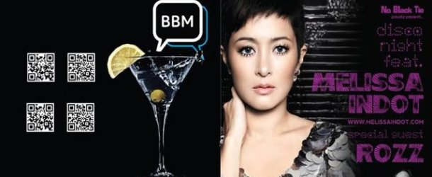 At Malaysian jazz club, patrons order drinks using BlackBerry Messenger