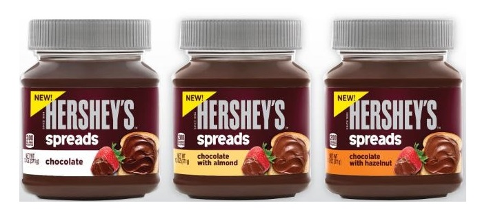 Product Lauch: Hershey's Spreads