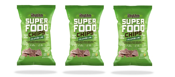 Snack Review: Rhythm Superfoods Jalapeño Lime Superfood Chips