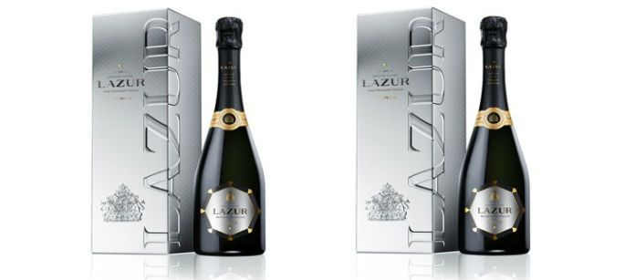 Packaging Spotlight: Lazur Wine
