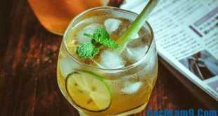 Trà chanh sả gừng – Thức uống thanh lọc và giải độc cơ thể cực hiệu quả