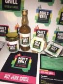 Paul's Grill Caribbean Sauces