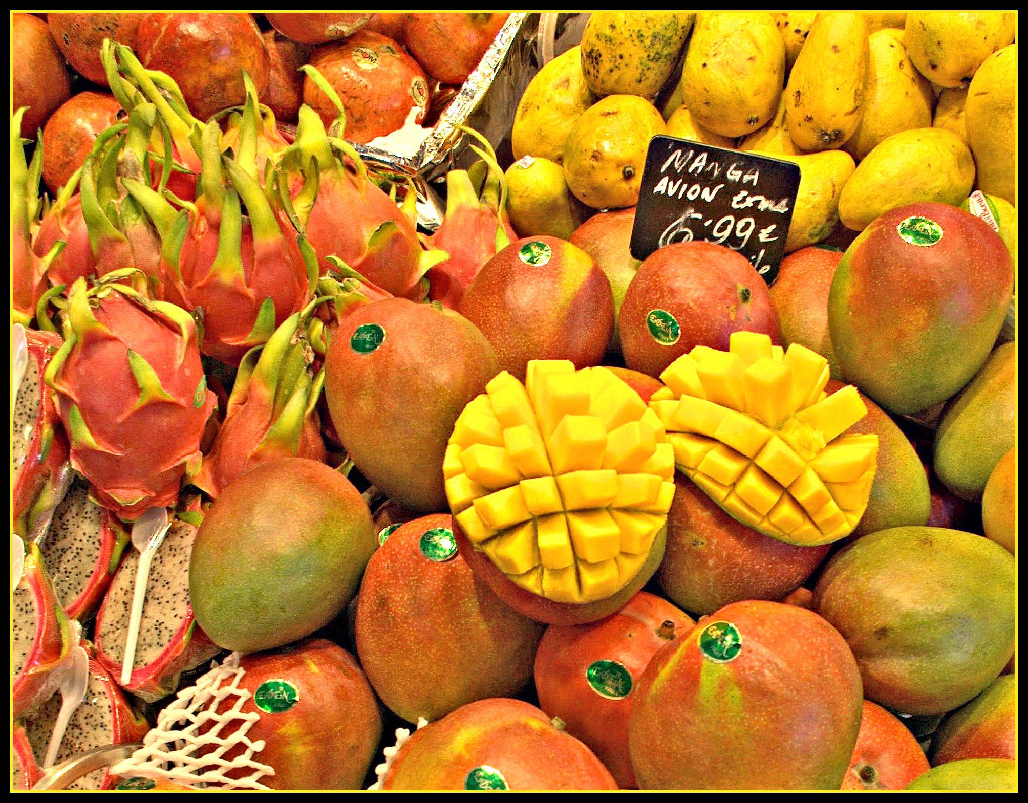 Mango, Mangoes, Recipes, Tropics, Tropical