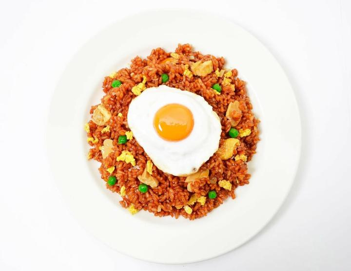 leftover rice, Nasi goreng, Fried Rice, Rice, Leftovers, Egg, Southeast Asia