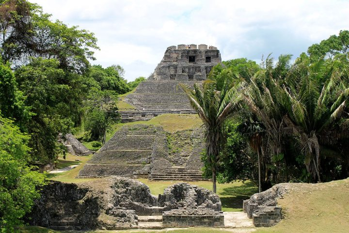 active adventures, belize, travel, ruins