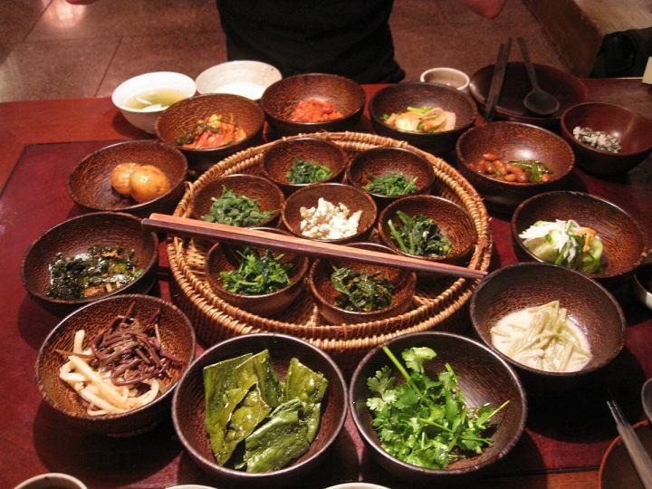 vegetarian food, Buddist cuisine