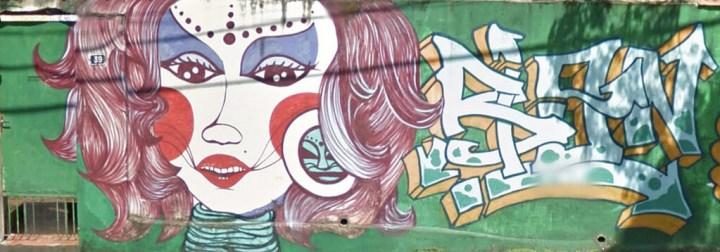 cultural immersion, street art, tropics, brazil, Sao Paulo