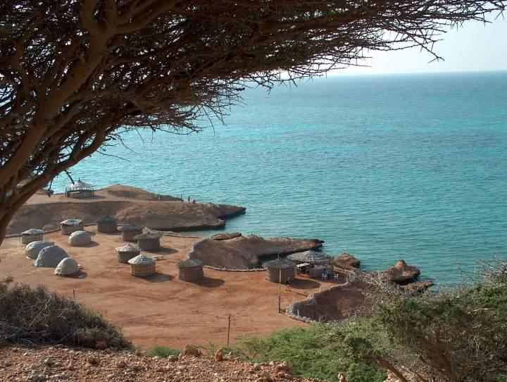 Djibouti, Africa, beach, tourist trap, tourist traps, TropicsGourmet