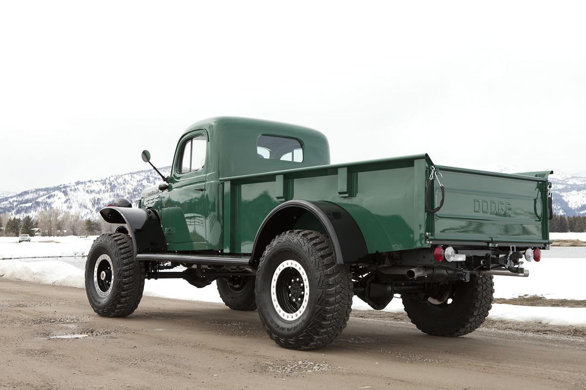Legacy Classic Trucks Dodge Power Wagon