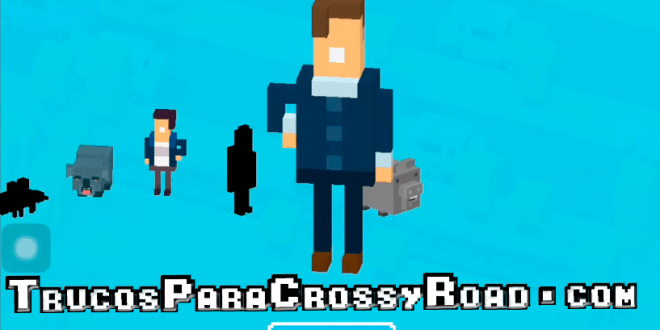 Matt Hall Crossy Road