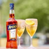 3-2-1 prêt pour l'Aperol Spritz !