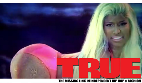 Nicki Minaj Starships Video HD VEVO