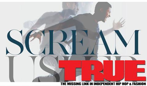 Usher Scream CDQ Full