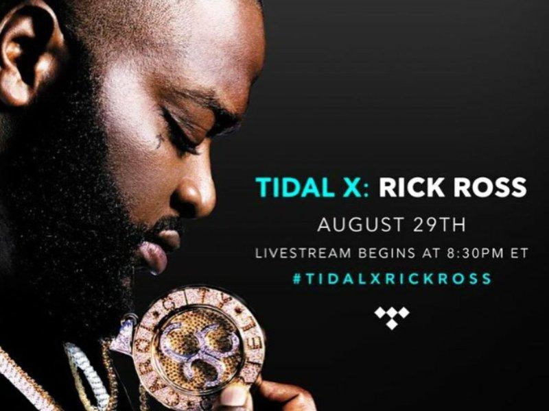 Livestream Rick Ross' 'Port of Miami' 10th Anniversary Concert