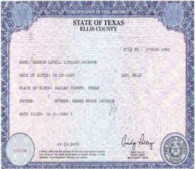 "BIRTH CERTIFICATE EQUALS SLAVERY CERTIFICATE: The Truth About Your Birth Certificate ""Americans ..."
