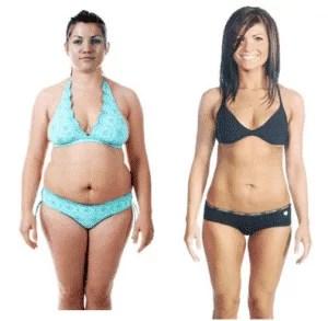 3 week diet results