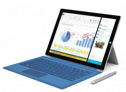 Surface Pro 3 Microsoft Releases the Surface Pro 3