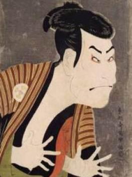 Toshusai_Sharaku__Otani_Oniji,_1794